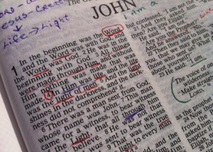 John 1 page